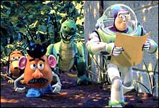 The 'Toy Story' gang returns