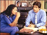 Anoushka Shankar and Samir Soni in Dance Like A Man