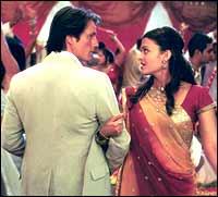 Martin Henderson and Aishwarya Rai