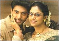 'Jeyam' Ravi and Nadiya Moidu