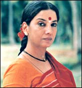Shabana Azmi in Morning Raga
