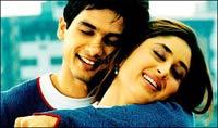Shahid, Kareena in Fida