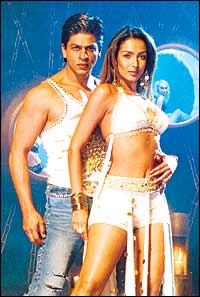 SRK, Malika Arora Khan in Kaal