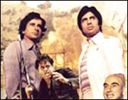 A still from Shaan