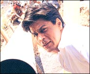 SRK in Swades