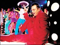 Sanjay Dutt in Vaah! Life Ho To Aisi