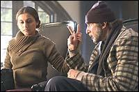 Rani Mukerji, Amitabh Bachchan in Black