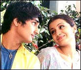 Trisha and Siddharth