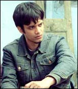 Ankur Khanna in 'Amu'
