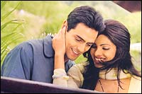 Arjun Rampal and Priyanka Chopra in Yakeen