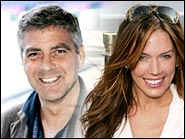 George Clooney, Krista Allen
