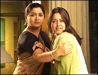 Khushboo and Jyothika in June R