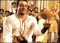 Sanjay Dutt in Parineeta