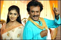 A still from Chandramukhi