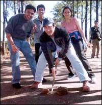 Aamir Khan and the Nakagang