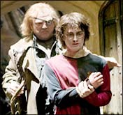 A still from Harry Potter And The Goblet Of Fire