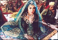 Soniya Jehan in Taj Mahal