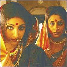 Soha Ali Khan and Roopa Ganguly