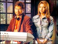 Irrfan and Tanushree Dutta