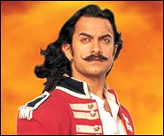 Mangal pandey not a freedom fighter rediff movies aamir khan as mangal pandey thecheapjerseys Gallery