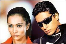 Dipanita Sharma and Abhishek Bachchan