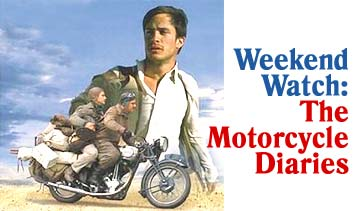 Diarios De Motocicleta Or The Motorcycle Diaries As Rest Of World Knows It Is Solid Proof If Che Were Alive