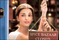 Aishwarya Rai in Mistress of Spices