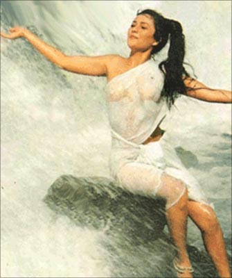 Only reserve mandakini naked image regret, that