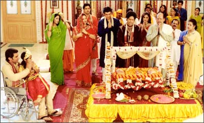 The cast of Saarthi