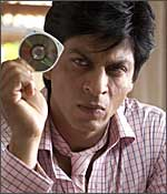 SRK in Don