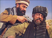 Hanif Hum Ghum in Kabul Express