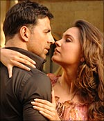 A still from Bhagam Bhag