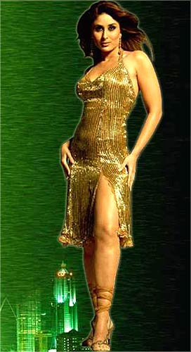 Kareena Kapoor in Don