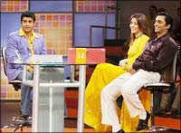 Madhavan (left) in Deal Ya No Deal
