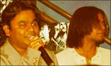A R Rahman and Naresh Iyer