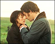 A still from Pride And Prejudice