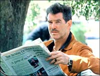 Pierce Brosnan in Matador