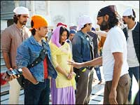 On the sets of Rang De Basanti