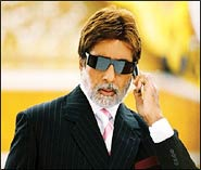 Amitabh Bachchan in Family