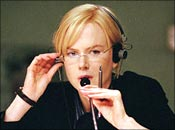 Nicole Kidman in The Interpreter