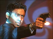 Irrfan in The Killer