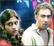 Konkona Sensharma and Ranvir Sheorey