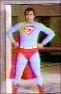 Puneet Issar as Superman