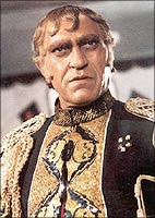 Amrish Puri as Mogambo in Mr India