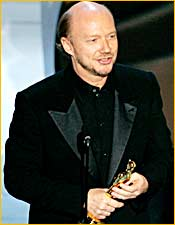 Crash director Paul Haggis