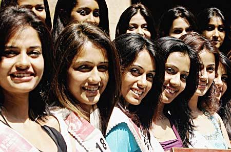 Miss India 2006 contestants