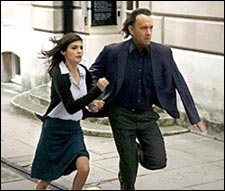 A still from Da Vinci Code