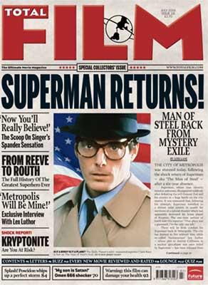 Total Film Superman Returns special cover
