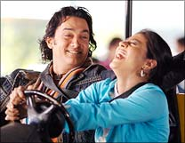 A still from Fanaa