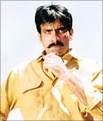 A still from Vikramarkudu